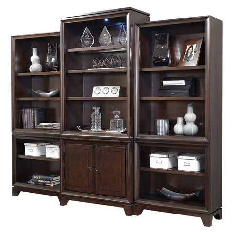 Aspenhome - Open Bookcase - I73-333