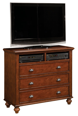 Aspenhome - Entertainment Chest - IA200-485-BRH