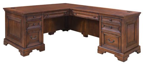 Image of Computer Desk and Return