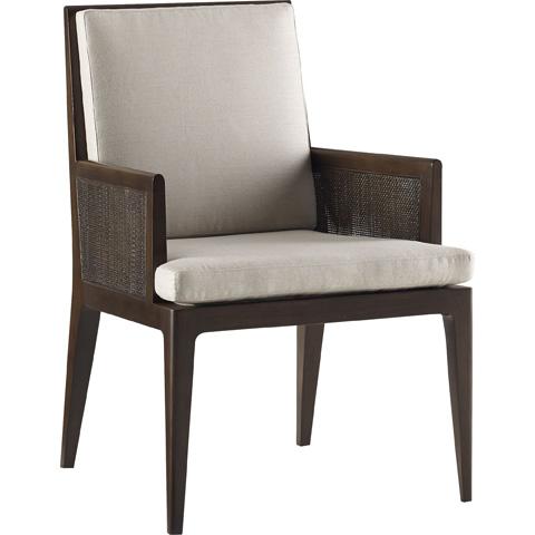 Baker Furniture - Carmel Cane Arm Chair - 3643