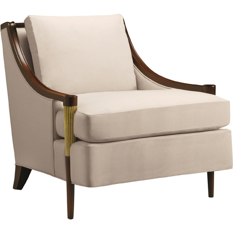Baker Furniture - Signature Lounge Chair - 6715C