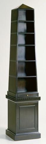 Image of Pyramid Bookcase