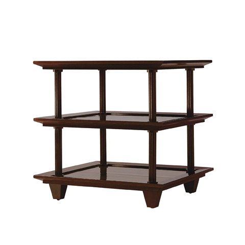 Baker Furniture - Three Tiered Table - 3459