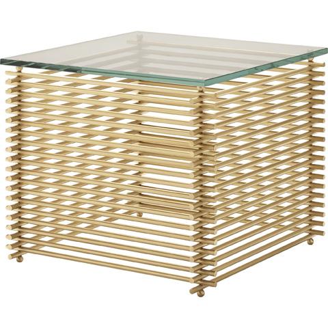 Baker Furniture - Stack Cocktail Table - 8661