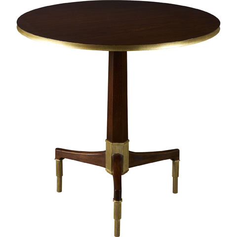 Image of Newel Side Table