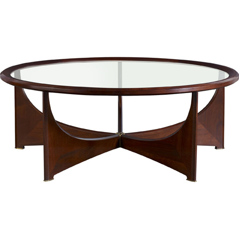 Image of Dana Round Cocktail Table