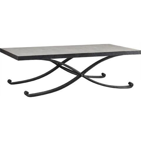 Baker Furniture - Ciceron Cocktail Table - 3855