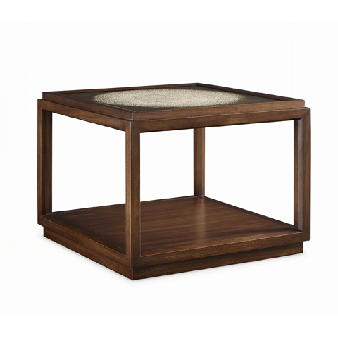 Image of Bardo Bunching Table with Glass Top