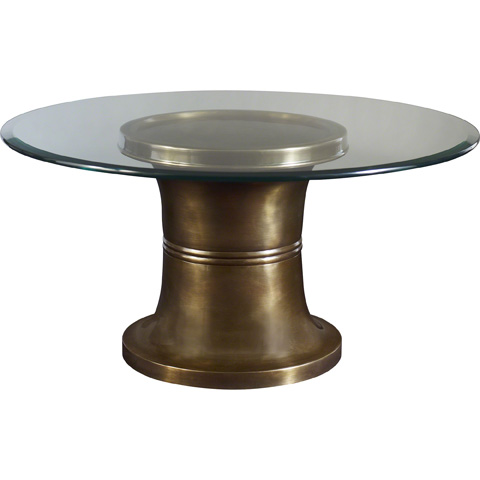 Image of Soren Round Cocktail Table