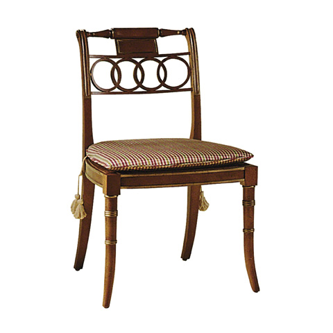 Baker Furniture - Governor Alston Side Chair - 2542