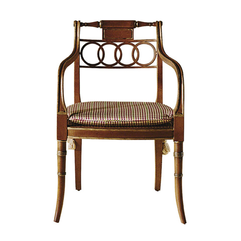 Image of Governor Alston Arm Chair