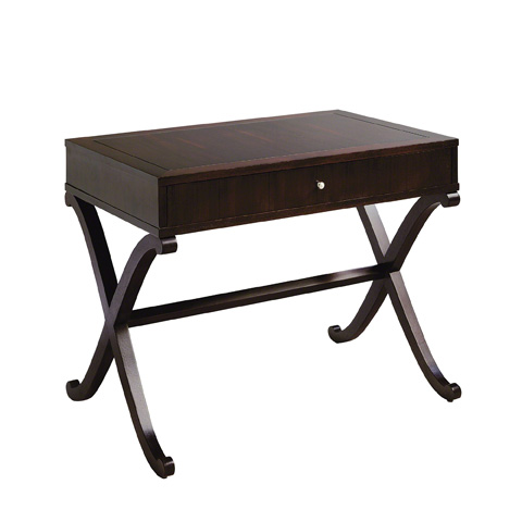 Baker Furniture - Rectangular One Drawer Side Table - 3466