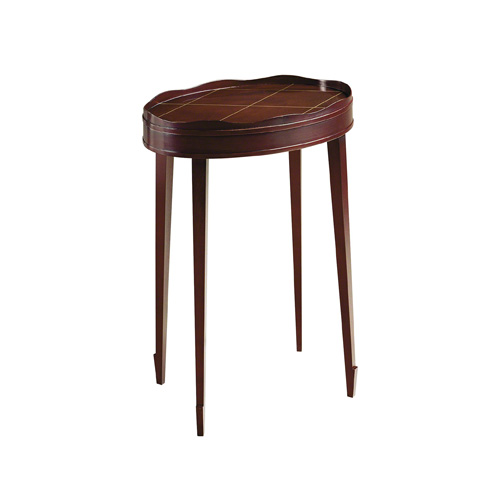 Baker Furniture - Oval Accent Stand - 3475