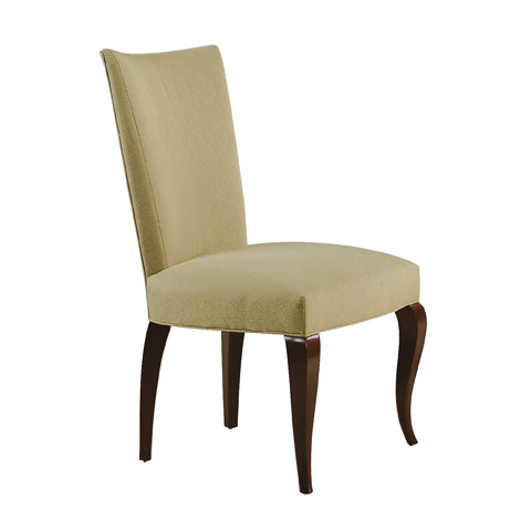 Baker Furniture - Tailored Upholstered Side Chair - 3480