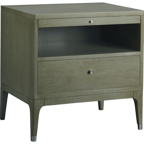 Baker Furniture - Modern Moment Bedside Table - 3611