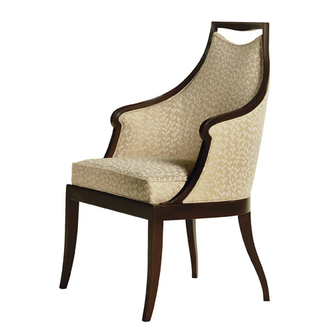 Baker Furniture - Malmaison Arm Chair - 3743