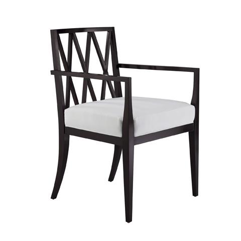 Baker Furniture - Mondetour Arm Chair - 3745
