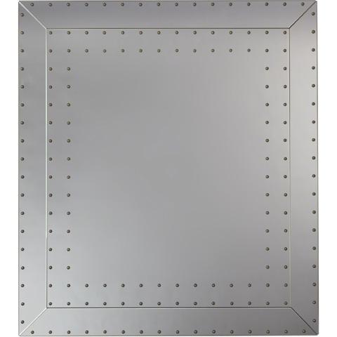 Baker Furniture - Narcisse Rectangular Mirror - 3812