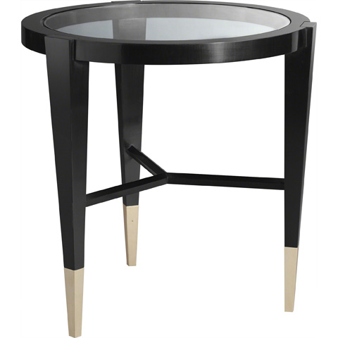 Image of Odyssee Round Accent Table