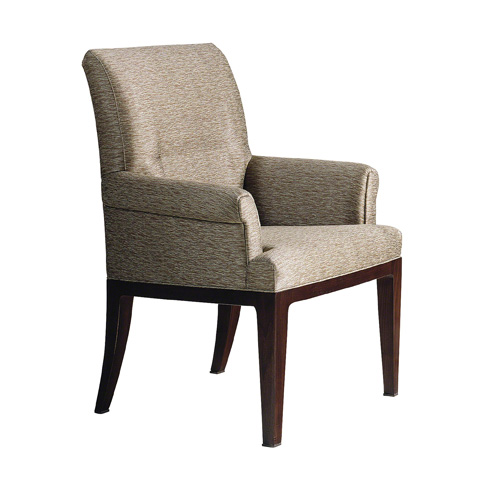 Baker Furniture - Cheval Arm Chair - 4041
