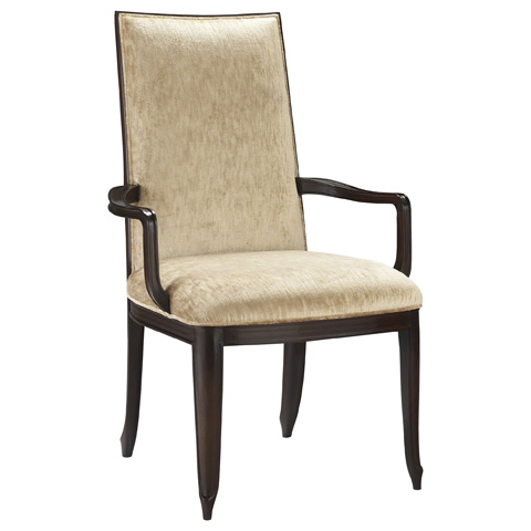 Baker Furniture - Val Arm Chair - 4077