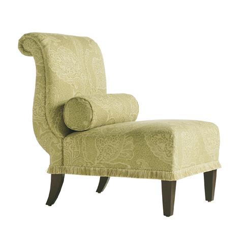 Baker Furniture - Upholstered Slipper Chair - 452