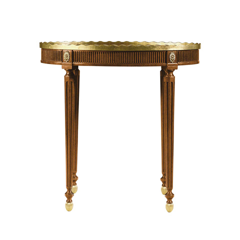 Image of Oval Accent Table