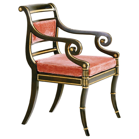 Image of Regency Arm Chair