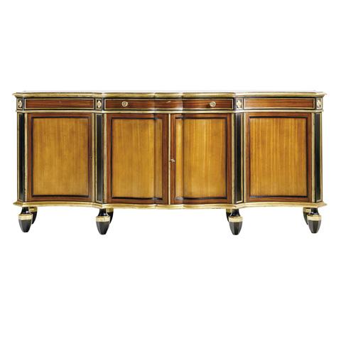 Image of Regency Rosewood Sideboard