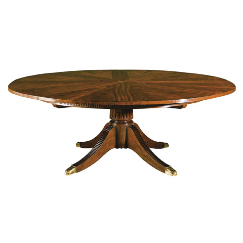 Baker Furniture - Capstan Round Dining Table - 5239