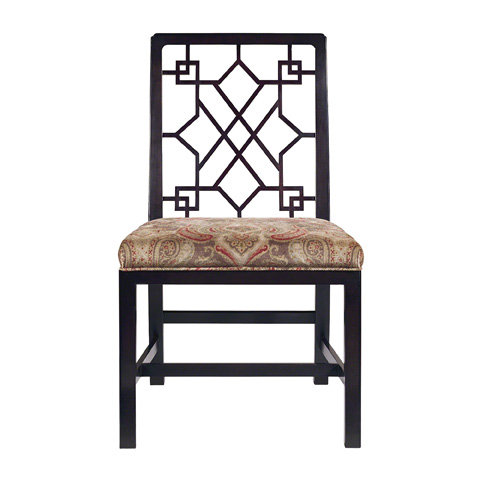 Image of Chinese Chippendale Side Chair