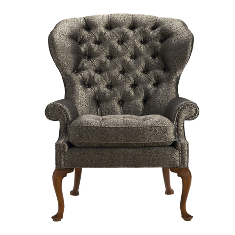Image of George II Wing Chair