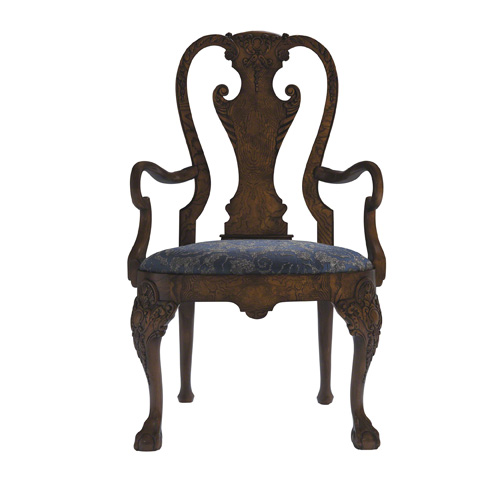 Image of George I Arm Chair