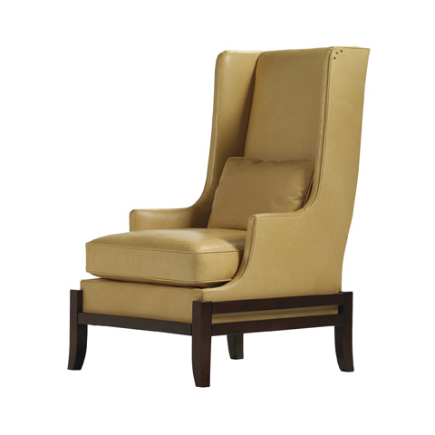 Baker Furniture - Cradle Wing Chair - 6106
