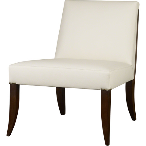 Baker Furniture - Atelier Armless Chair - 6138C