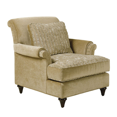 Baker Furniture - Concorde Chair - 6305-35