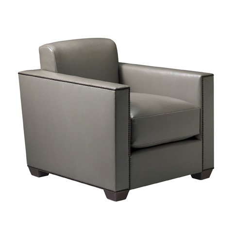 Baker Furniture - Manhattan Club Chair - 6383-30