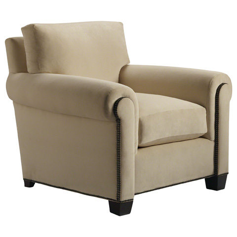 Baker Furniture - Cinema Club Chair - 6384-37