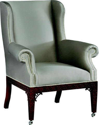 Baker Furniture - Guinness Wing Chair - 6489