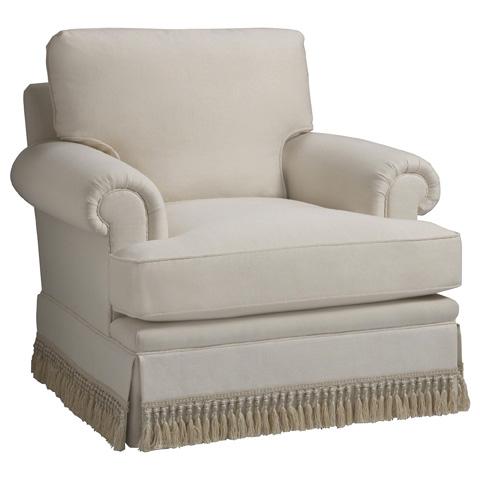 Baker Furniture - Bradford Chair - 6602C