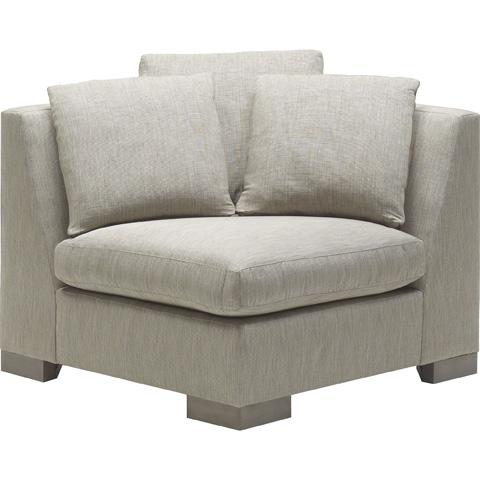Baker Furniture - Social Scene Corner Chair - 6703CC