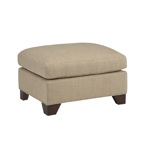 Image of Track Arm Ottoman