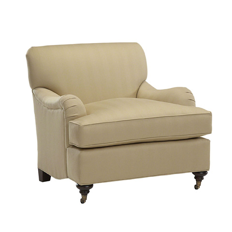 Image of English Arm Lounge Chair