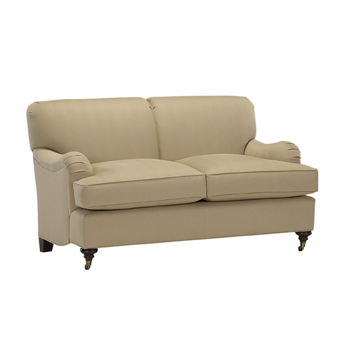 Image of English Arm Loveseat