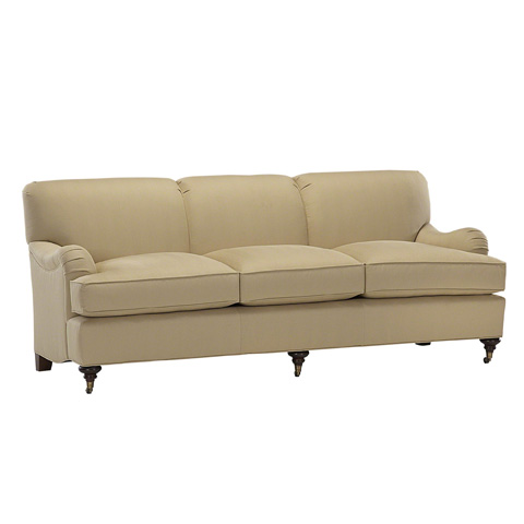 Baker Furniture - English Arm Sofa - 6924S