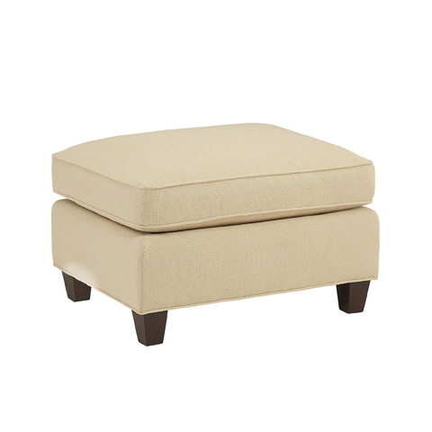 Image of Sloped Arm Ottoman