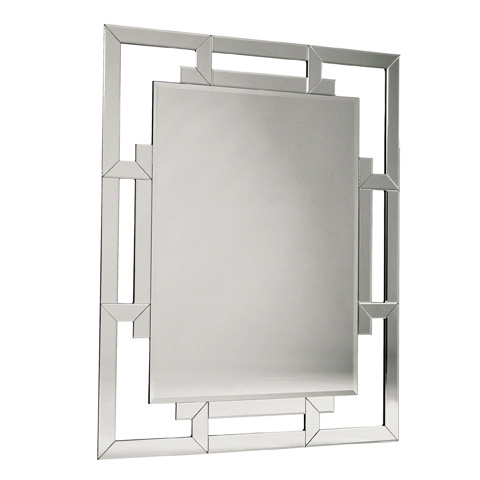 Baker Furniture - Grand Jewel Mirror - 7820
