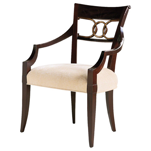 Baker Furniture - Dining Arm Chair - 7843G