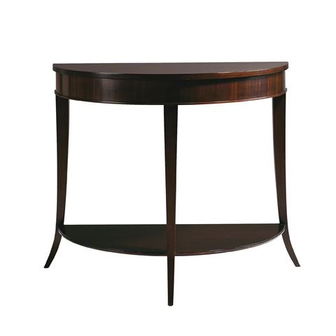 Baker Furniture - Hampton Demilune Accent Table - 7868