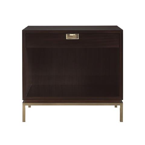 Baker Furniture - Mondrian Night Table - 7883